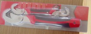 2PCS Self-Ajusting Quick Wrench Spanner Set 9-32mm (JD16932) pictures & photos