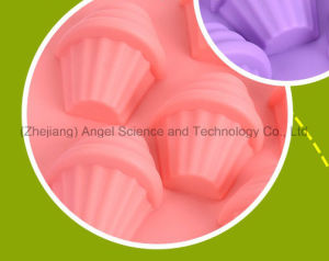 Hot Sale Silicone Ice Cream Mold Cookie Baking Tool Si20 pictures & photos