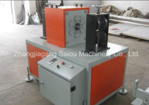 Single Screw Extruder HDPE Double Wall Corrugated Pipe Machine pictures & photos