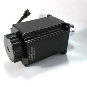 Stepper Motor with Hand Wheel for Small CNC Xy Axis, Couplings for Free pictures & photos