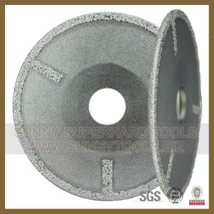 180mm Laser Diamond Blade Cutting Disc for Granite (SY-DSB-009) pictures & photos