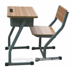 Wooden Furniture Student Table and Chair for Study pictures & photos
