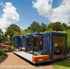 Prefabricated Panel Container House China Manufacture pictures & photos