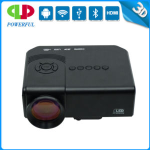 Mini Portable LED LCD Projector Kids Toys (M3) pictures & photos