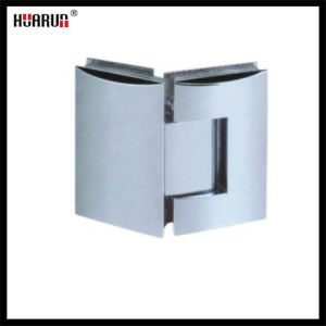 135 Degree Zinc Alloy Glass Clip For Glass Connecting (HR1500G-9) pictures & photos