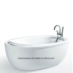 2016 New Ce/Cupc Acrylic Seamless Sanitary Ware Bath Tub (ATL-102)