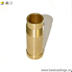 OEM Custom Brass CNC Lathe Part pictures & photos