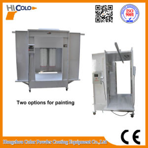 Two Options Powder Coating Applicaitons Booths pictures & photos