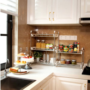 Stainless Steel Kitchen Storage Rack pictures & photos