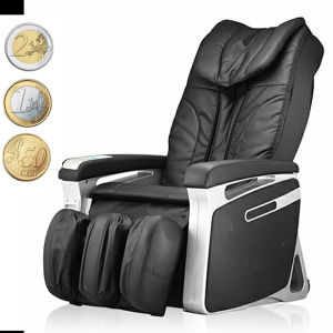 Comfortable Electric Full Body Vending Coin Operated Massage Chair pictures & photos