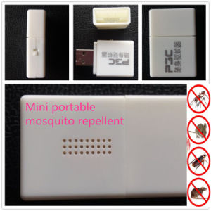 Mini Portable Mosquito Repellent Ultrasonic Mosquito Repellent pictures & photos