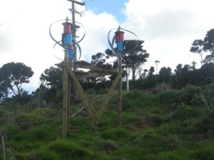 Wind Energy Generator 1kw with CE Approved (200W-5kw) pictures & photos