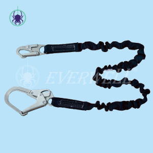 Safety Lanyard with Double Stamped Hook (EW0002L)