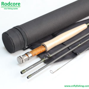 Primary Pr905-4 High Carbon Fast Action Fly Rod pictures & photos
