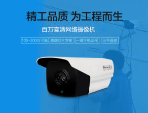 Security HD Camera Night Vision Indoor/Outdoor CCTV Camera IP Camera pictures & photos