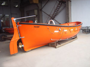 10-50 Person Open Type FRP Liferescue Boat for Lifesaving pictures & photos