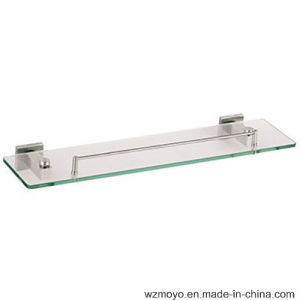 304 Stainless Steel Glass Shelf for Bathroom pictures & photos