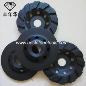 Cw-7 Diamond Cup Grinding Disk for Concrete Stone pictures & photos