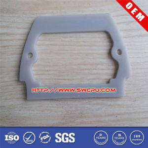 Anti Abrasion Customized Flat Plastic Seal Gasket (SWCPU-P-S798) pictures & photos