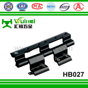 Aluminum Alloy Power Coating Pivot Hinge for Door with ISO9001 (HB027) pictures & photos