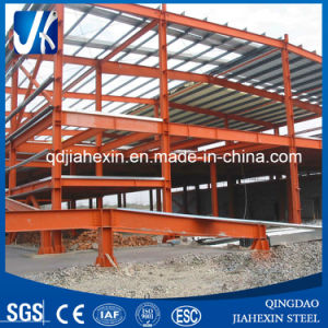 Famous High Quality Light Steel Structure Steel Frame Warehouse Workshop pictures & photos