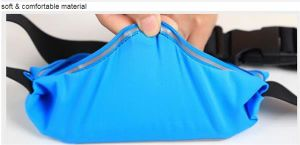 2016 Waterproof Running Sport Waist Bag Mobile Phone Pouch Wallet Case Belt Bag for iPhone 6 6s Plus for Samsung pictures & photos