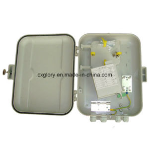 16 Core Fiber Splitter Box pictures & photos
