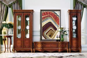 Classical MDF Furniture Cabinet pictures & photos