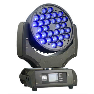 2017 Latest Innovation Wash Zoom Moving Head