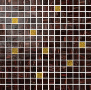 Golden Select Mosaic Wall Tile Glass Mosaic Tile Glass Mix Golden Mosaic Tile pictures & photos