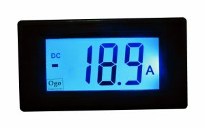 LCD Display Ogo AMP Meter with Shunt 50A (OGO-AM50) pictures & photos