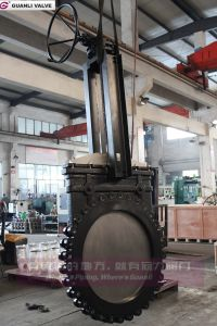 Mss Sp81 Knife Gate Valve with Ce ISO API pictures & photos