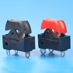 3pin off-on-on Hair Dryer Rocker Switch pictures & photos