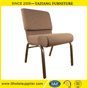 Chinese Factory Discount Iron Stacking Theatre Chair pictures & photos