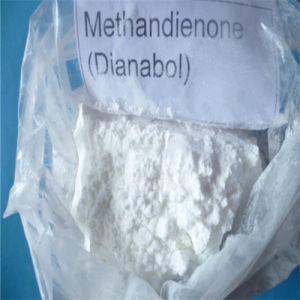 Bodybuilding Anabolic Steroid Dianabol/Dbol Methandrostenolone CAS 72-63-9 pictures & photos