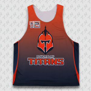 Custom Printed Fitness Gym Singlets pictures & photos
