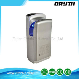 Economic Brushless Motor Jet Airflow Hand Dryer for Home Appliance