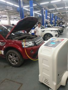 Factory OEM Air Conditioner Charging Machine & Refrigerant Recovery pictures & photos
