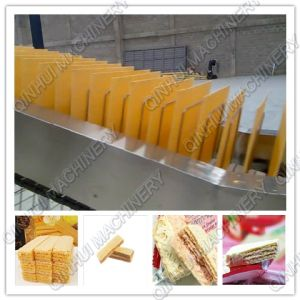 27plates Full Automatic Wafer Biscuit Processing Equipment pictures & photos