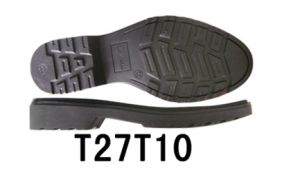 Good Quality Women′s Boots Sole TPR Outsole Leather Shoe Sole (T27T10) pictures & photos