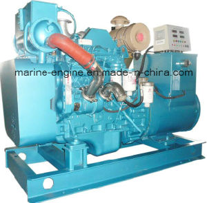 400kw/500kVA Cummins Diesel  Marine Generator with Kta19-Dm Engine pictures & photos