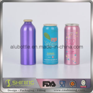 Wholesale Aluminum Aerosol Bottle for Pepper Spray