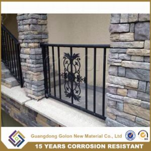Aluminum Balcony Balustrade Railing pictures & photos