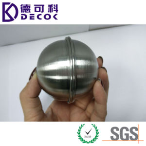 45mm 55mm 65mm 75mm 85mm Bath Bomb Mold 304 Stainless Steel Ball Half Ball pictures & photos