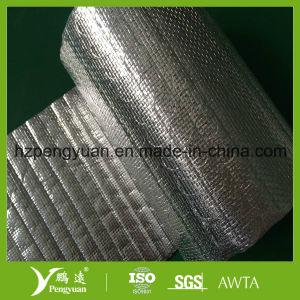 Woven Insulation Material with Aluminum Foil and Bubble pictures & photos