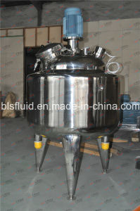 600L Stainless Steel Electric Heating Blending Tank pictures & photos