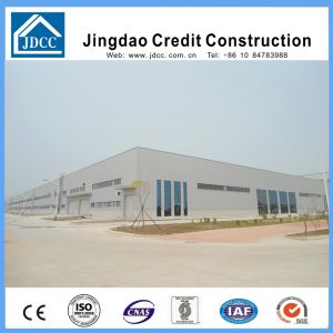 Modern Design Light Steel Structure Factory Building pictures & photos