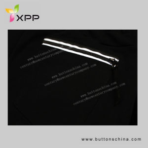 Reflective Zipper for Garment Closed End pictures & photos
