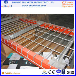 Hot Warehouse Equipment Used Wire Decking for Beam Rack pictures & photos