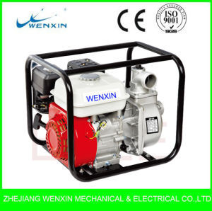 3 Inch Gasoline Water Pumps / Gasoline Engine Water Pumps (WX-WP30) pictures & photos
